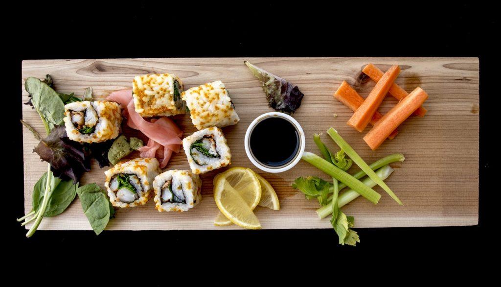 Sushi i Danmark